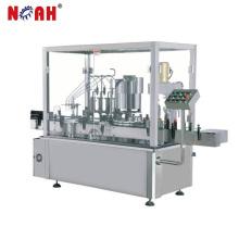 FCM 4/1 Juice Medical Liquid Disinfectant Filling Machine