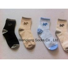 Хорошее качество младенческой хлопчатобумажные носки