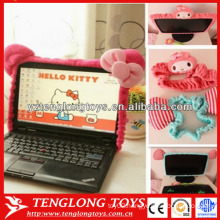 Fashion design girl gift pink cute laptop decorate