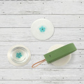 mini usb electric rechargeable standing fan with nature wind