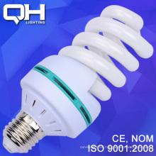 3000H/H 6000 / 8000H ahorro de energía completo/medio espiral luz / guardar la luz de energía / ahorrador de energía