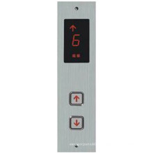 Piezas del elevador, levantar piezas--pasillo Panel operacional Ci232