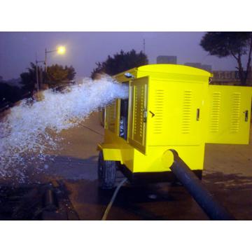 Bomba de agua portátil Drived por Diesel Engine