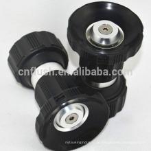 Heiße Verkäufe hohe Qualität und Präzision Metall-Sprühdüse mit PVC-Beschichtung Spray Strahl