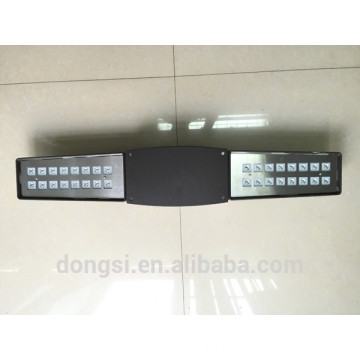 New design 60W LED canopy panel lights