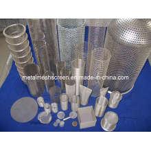 Edelstahl Mesh Filterzylinder