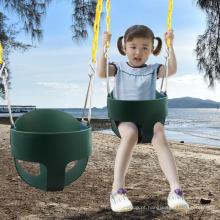 Assento giratório infantil para serviço pesado completo
