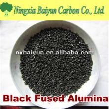 Sable d'oxyde d'aluminium brun 80 mesh pour le polissage du verre