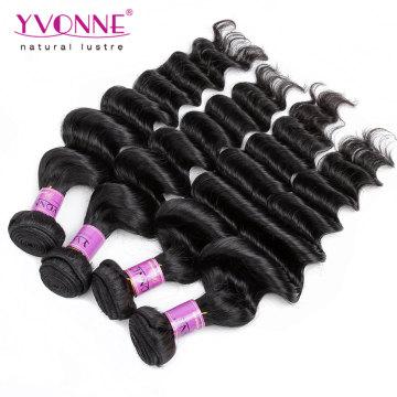 Top Quality Virgin Remy Peruvian Human Hair