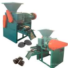 Fast good price T290 T360 T500 ball charcoal briquetting  pressing machine