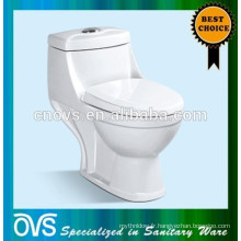 toilettes sanitaires de haute qualité
