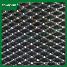 high quality factory aluminum expanded metal mesh/ wire mesh for machine / filter