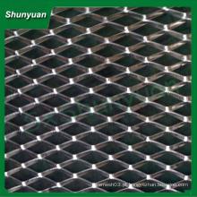 Alumínio da fábrica da alta qualidade engranzamento expandido do metal / engranzamento de fio para a máquina / filtro