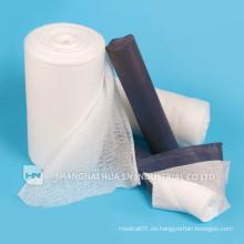 Gauze Roll (dispositivo médico) (suministro médico) hecho en China