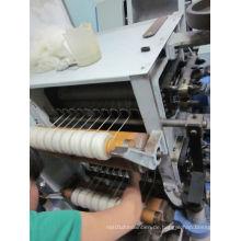 Kleine Kaschmir-Kardier- und Spinntextilmaschine (FDY)