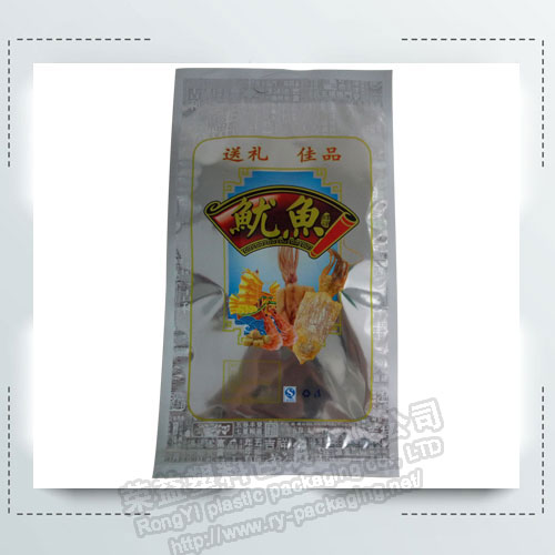 Squid Seafood Packaging Pouch