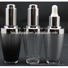 30ml cosmetic acrylic dropper bottles