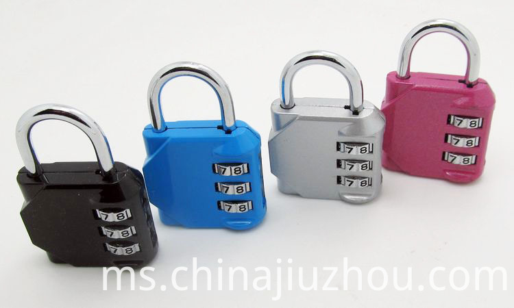 Small Beautiful Locks