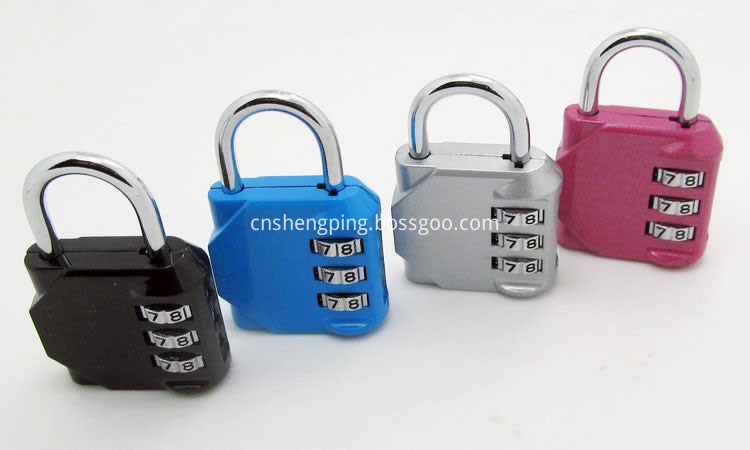 Small Beautiful Locks