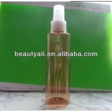 Botella plástica del ANIMAL DOMÉSTICO de 180 ml