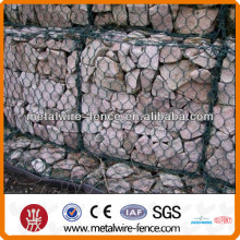 Reinforced Soil Gabion Wall