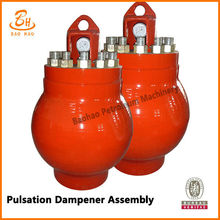 K20 Pulsation Dampner For Drilling Mud Pump