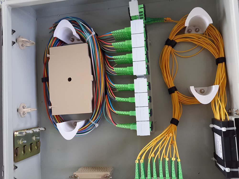 optics fiber terminal box