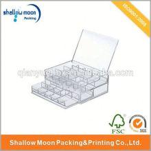 Wholesale customize acrylic jewelry box