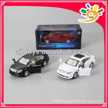 1 32 license mz model die cast mini car free wheel door open