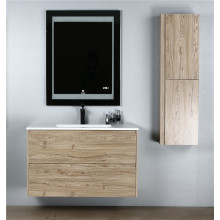 3 Way Vanity Led Bathroom Mirror Cabinet