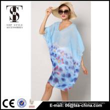 Großhandel 2016 Sommer Strand Chiffon Kleid, Dame beliebten Bikini Cover bis Qualität Auswahl am beliebtesten