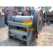 Steinbacken-Zerkleinerungsmaschine für Granit-Stein, industrielle Ausrüstung
