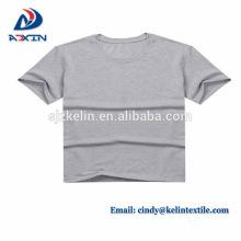 T-shirt digital unisex personalizado da impressão da impressão / tela