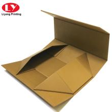 custom made folding magnetic gift box