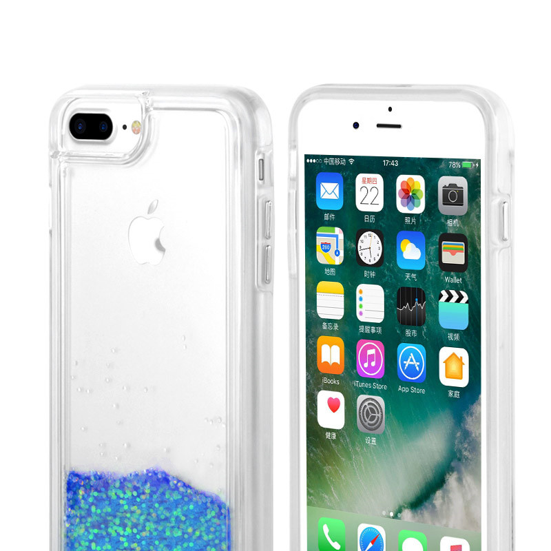 Waterfall TPU&PC Hybrid IPhone6 Plus Cover