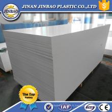 feuille de PVC de panneau de haute densité pour la matière première de mur et de porte