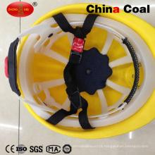 Sm2022 Aluminum Alloy Miner Safety Helmet Light