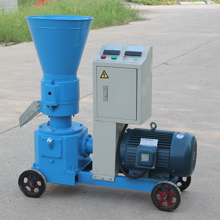 Biomass Fuel Home Use Machine Wood Pellet Mill