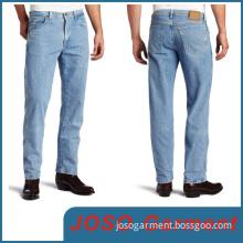 Men's Rugged Style Jeans Denim Jeans Denim Trousers Jean Trousers (JC3094)