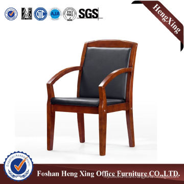 Wooden/Metal Leg Conference Meeting Board Room Office Chair (HX-CF099)
