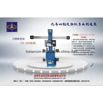 Fostar-300m 3D Wheel Alignment