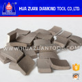 Diamond Segment Perforación de hormigón armado