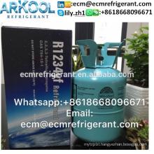 R1234yf Refrigerant gas