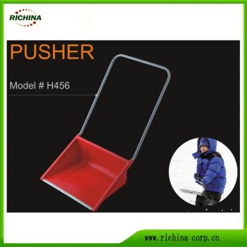 Kids Plastic Snow Pusher Shovel