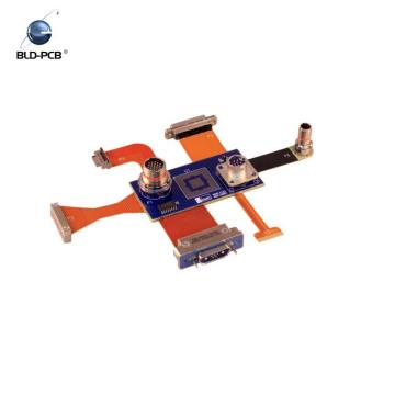 Camada flexível profissional do circuito da placa do PWB