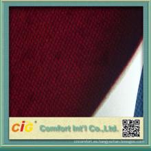 Forme a alta calidad el nuevo estilo laminado Auto Fabric