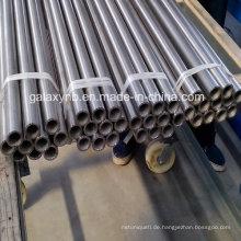 ASTM B338 Gr2 Titan nahtlose Rohr