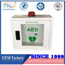 Armoire intérieure certifiée TUV pour AED