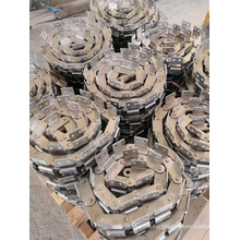 Double Pitch Roller Conveyor Chain For Transmission