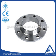 din 2532 2531 pn6 pn10 carbon steel weld neck pipe flange